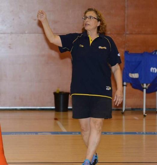 """Mayte Méndez: """"Cada año me planteo dejarlo, pero el baloncesto me da muchas cosas"""""""