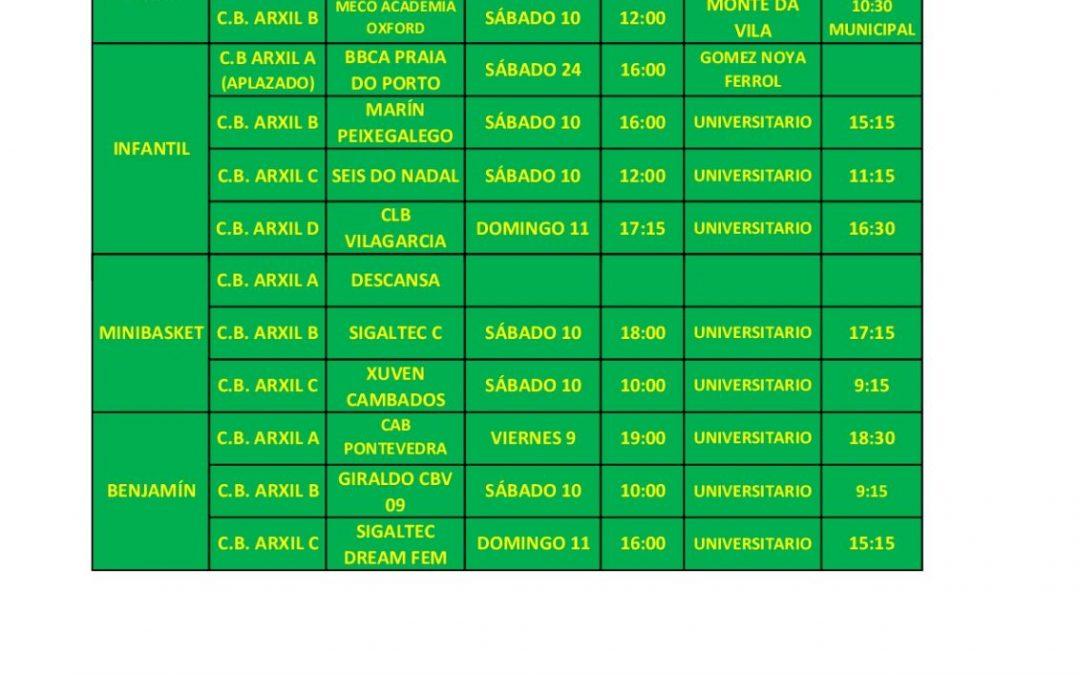 CIRCULAR 9, 10 Y 11 DE MARZO