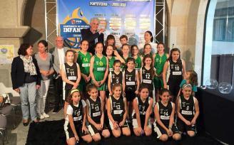 El futuro del baloncesto femenino se cita en Pontevedra