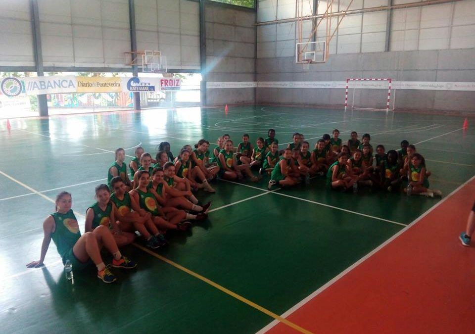 MINICAMPUS DO CLUBE BALONCESTO ARXIL
