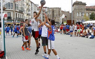 El torneo 3×3 del Arxil llenará el sábado la plaza de España de pistas de juego