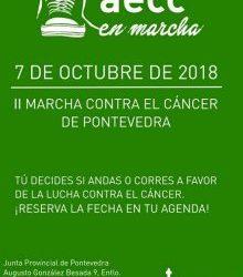 ¡Porque en la lucha contra el cáncer, siendo más, seremos más fuertes!