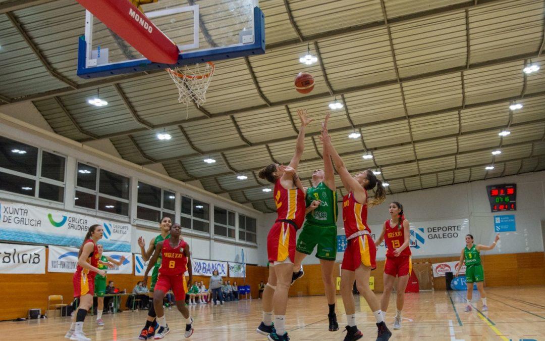 El CB Arxil Vuelve al trabajo el 27 de diciembre entre Pontevedra y Marín.