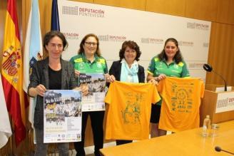 La explanada de Montero Ríos será una fiesta del baloncesto