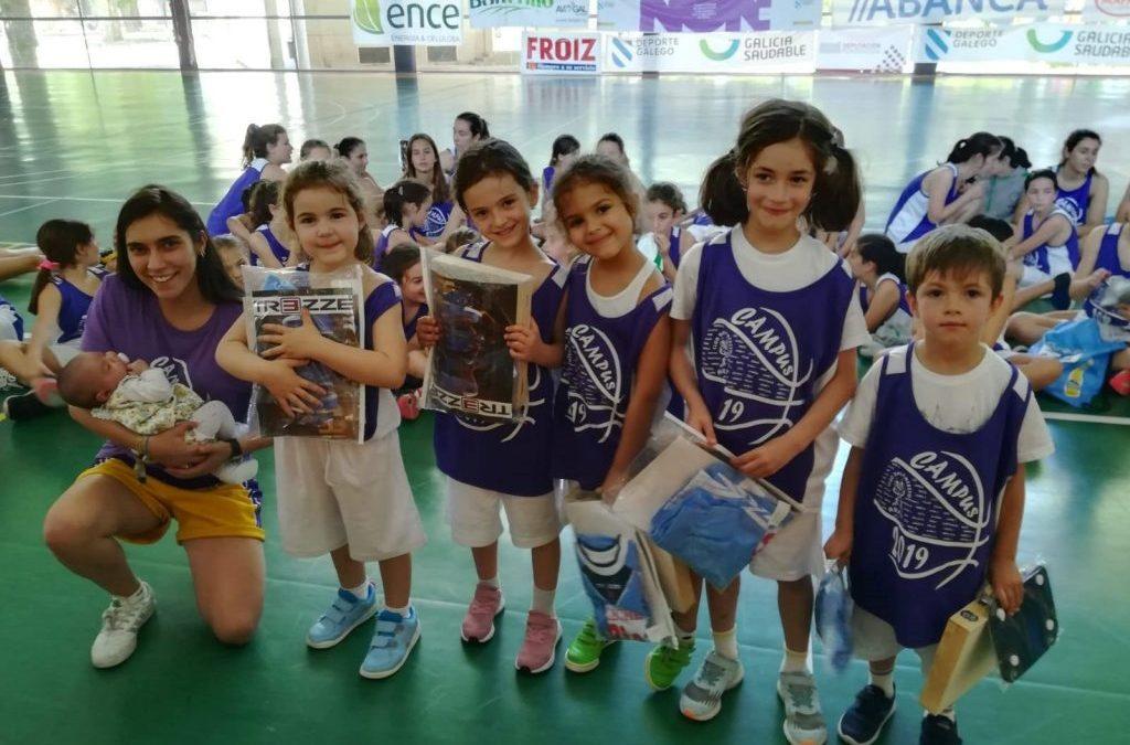 El Club baloncesto Arxil inicia una campaña de captación de jugadoras