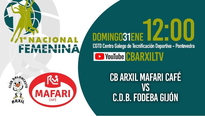 EL CB ARXIL MAFARI CAFE FODEBA SERÁ A PUERTA CERRADA