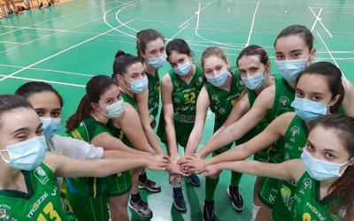 El Club Baloncesto Arxil necesita 10.000 euros para competir en la Liga 2 Femenina y en Primera Nacional femenina